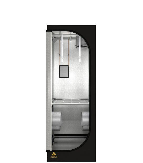 Dark Room II DR240W kit de culture 2x600W Cooltube