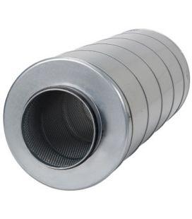 Systemair Rohrschalldämpfer 400mm x 900mm