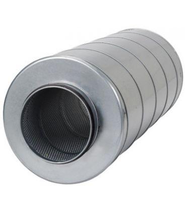 Systemair Rohrschalldämpfer 450mm x 900mm