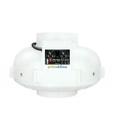 Prima Klima Fan Temp./Speed Controlled 820m³/h 160mm Flansch