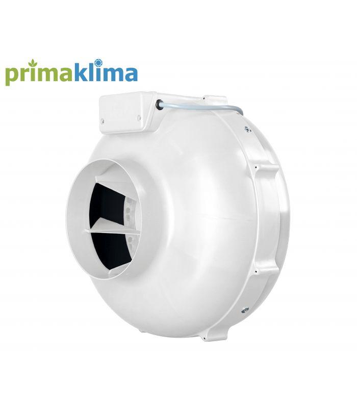 160-280m³//h Prima Klima II 2 Speed radial Ventilator 100