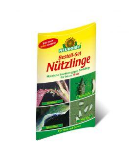Neudorff Bestell-Set für Nützlinge und Nematoden gegen Schadinsekten