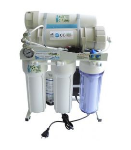 500 GPD Directflow Osmoseanlage ohne Tank