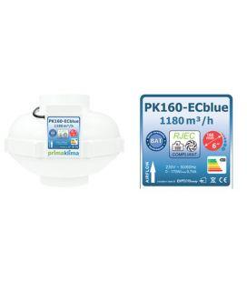Prima Klima Ventilator Blue 1180m³/h 160mm RJEC EC (PK160-ECblue)
