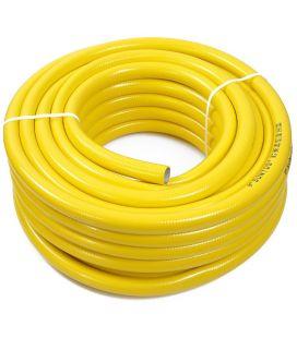 Gelber flexibler Schlauch 1/2 Zoll (Meterware)