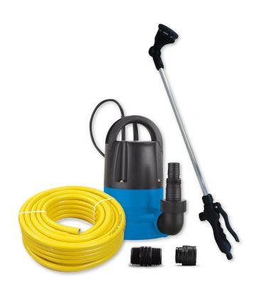 Handbewässerungs-Komplettset mit Pumpe