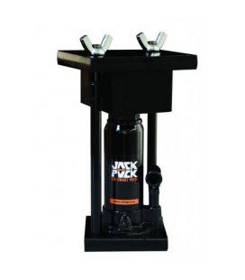 Jack Puck 8-Tonnen-Presse mit Pressform, viereckig