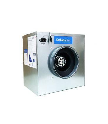 CarbonActive EC Silent Box 3500m³/h 315mm 900 Pa