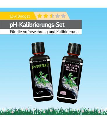 pH Kalibrierungs-Set