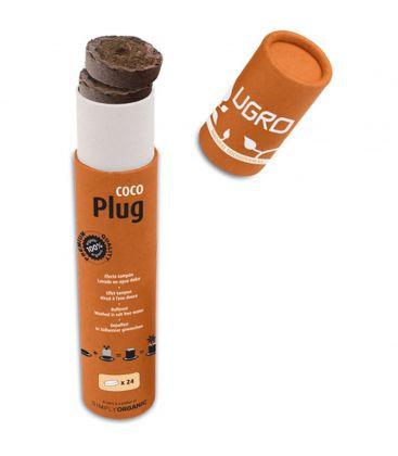 UGro Plug Kokos Quelltabletten