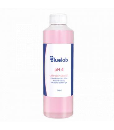 Bluelab pH-Eichlösung, 4,0 pH, 500 ml