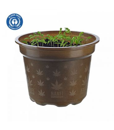 HANFi kompostierbarer Pflanzentopf kaufen