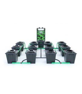 """Alien Hydroponics RDWC System """"Black Series"""""""