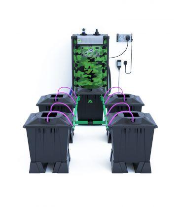 """Alien Hydroponics Aeroponik System """"Black Series"""""""