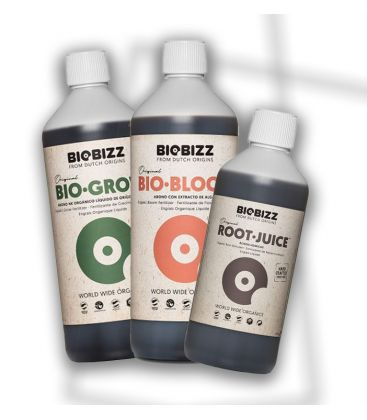 BioBizz Starter-Kit Mini