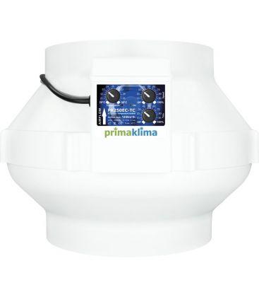 Prima Klima EC Ventilator Temp Controlled 1450m³/h 250mm