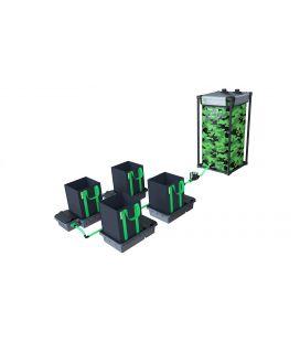 Alien Hydroponics Easy Feed (16 Liter) für 4 Pflanzen