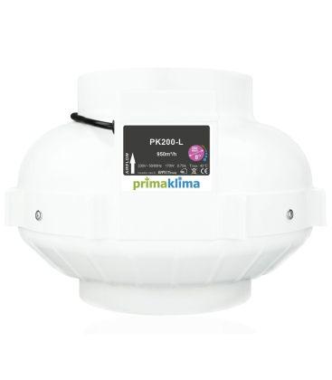 Prima Klima PK200-L, AC bis 950 m³/h mit 200 mm Anschluss, einstufig