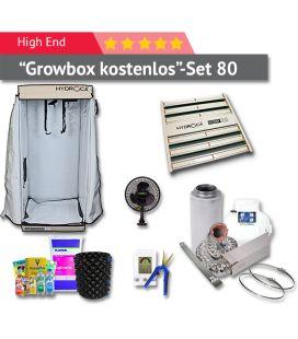 80er Box High-End-Set (GROWBOX KOSTENLOS)