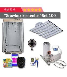 100er Box High-End-Set (GROWBOX KOSTENLOS)