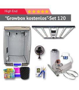 120er Box High-End-Set (GROWBOX KOSTENLOS)