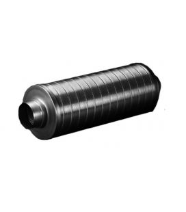 Rohrschalldämpfer D160xL600
