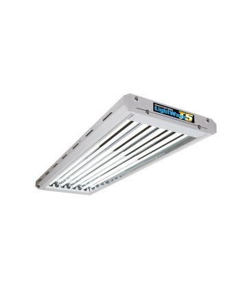 Lightwave T5 Stecklingsbeleuchtung 216W (4x 54W Leuchtstoffröhren)