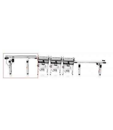 Eingangs-Förderband für Twister T2 (feed conveyor assy)
