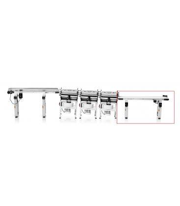 Ausgangs-Förderband für Twister T2 (QC conveyor assy)