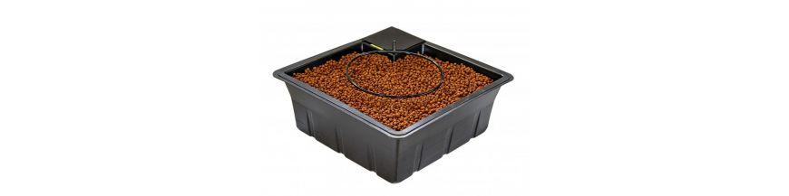Tröpfchenbewässerungs-Systeme