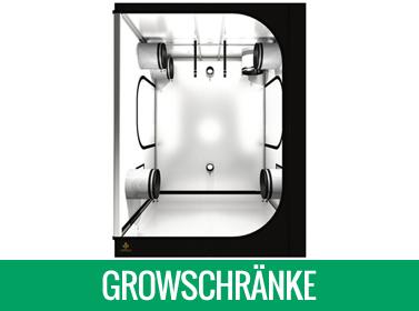 Grow-Schränke und Grow-Boxen (Secret Jardin)