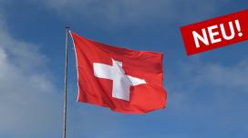 Versand in die Schweiz - Testbetrieb