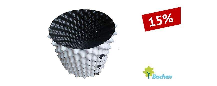 420-Rabatt/Vorverkauf: Bochen Air Pruning Pots